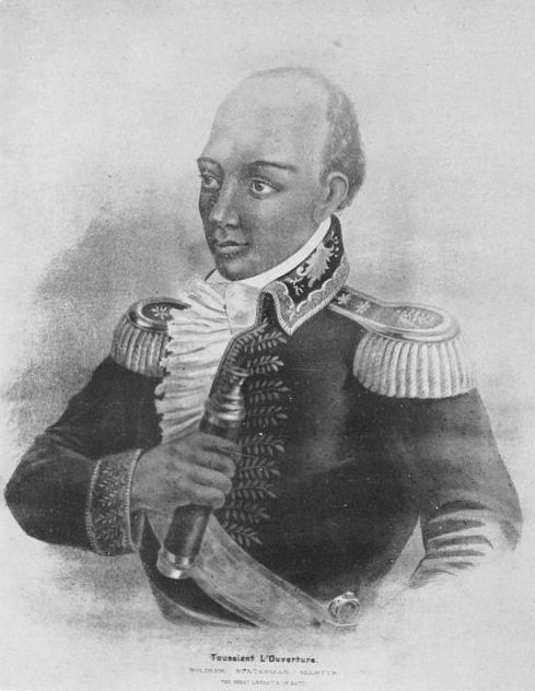 François-Dominique Toussaint Louverture (20 May 1743 – 7 April 1803), also known as Toussaint L'Ouverture or Toussaint Bréda