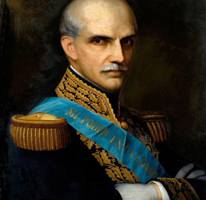 Don Gabriel García Moreno y Morán de Butrón